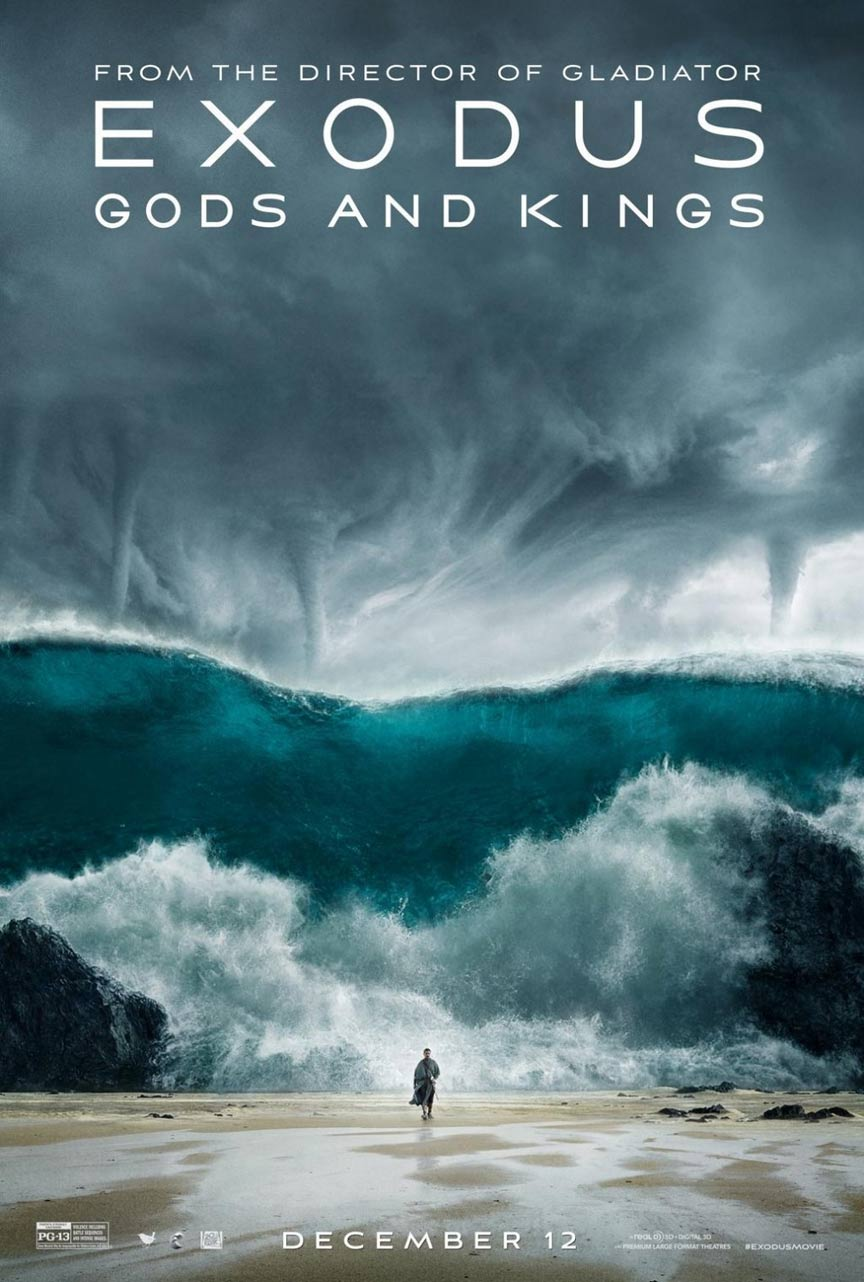Exodus: Gods and Kings Poster #7