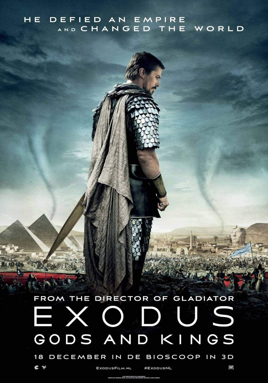 Exodus: Gods and Kings Poster #8