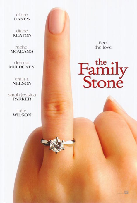 The Family Stone Poster #1