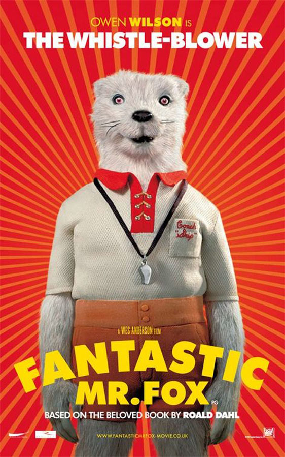 The Fantastic Mr. Fox Poster #7