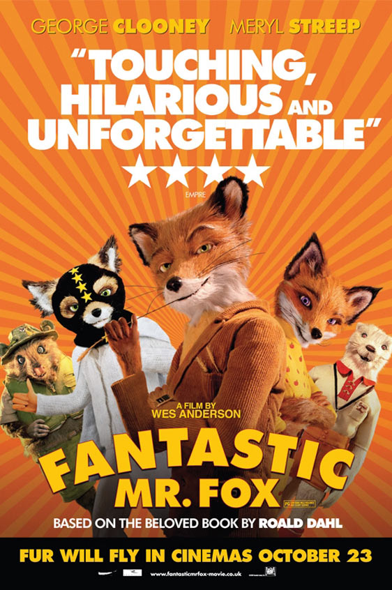 The Fantastic Mr. Fox Poster #9