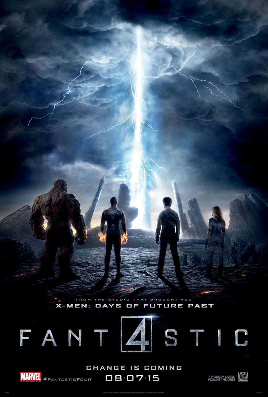 Fantastic Four Poster #2