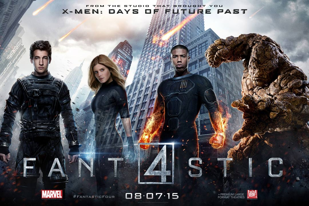 Fantastic Four Poster #3
