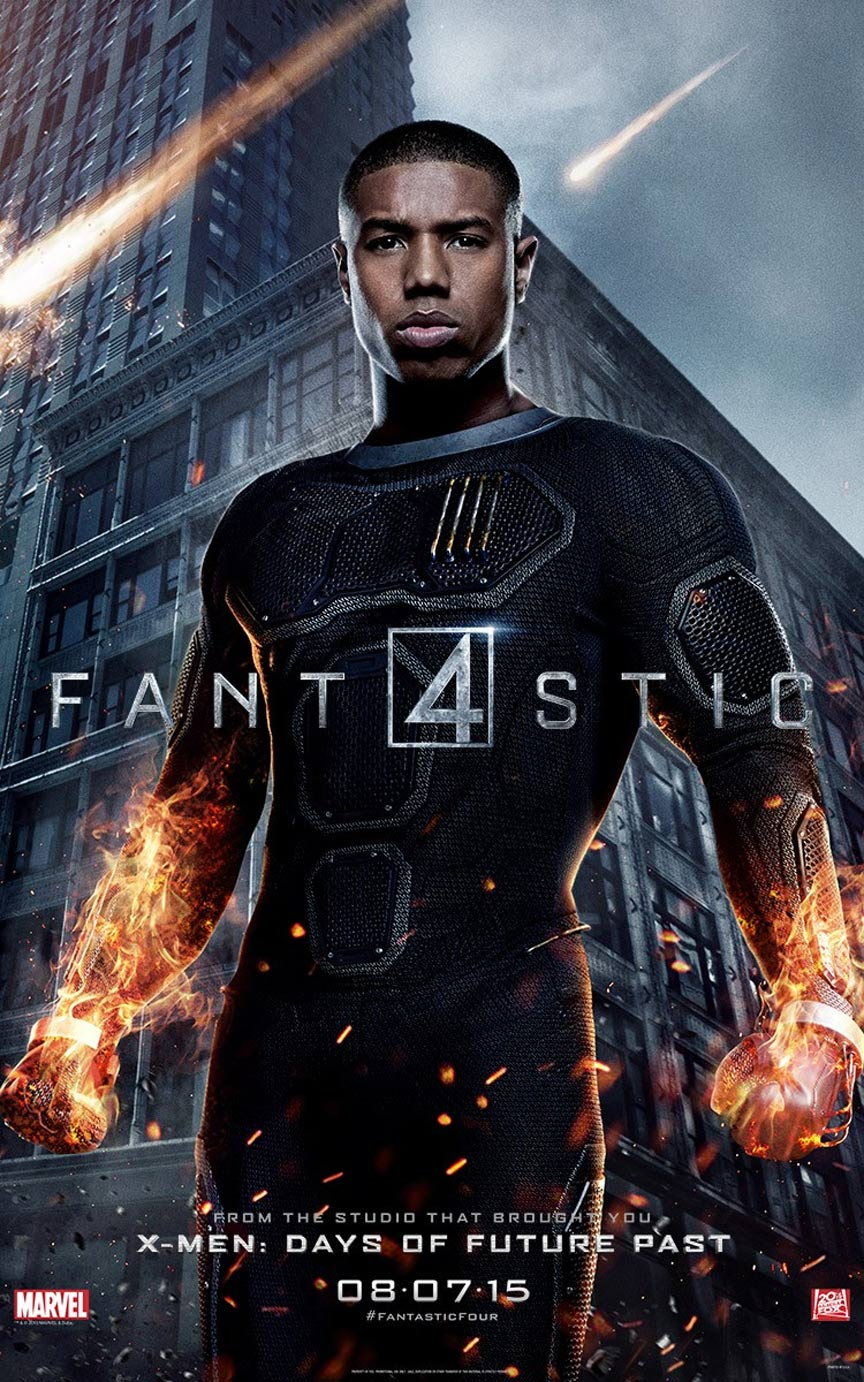 Fantastic Four Poster #5