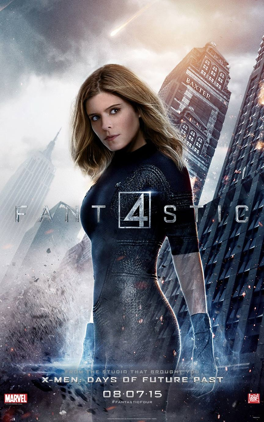 Fantastic Four Poster #6
