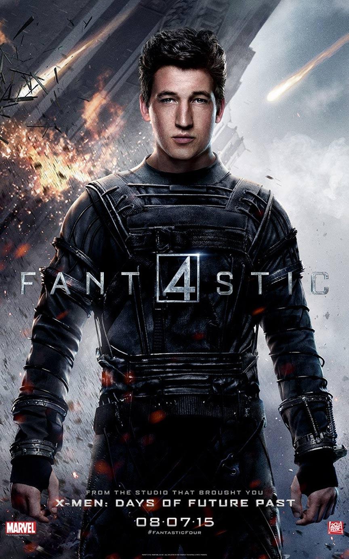 Fantastic Four Poster #7