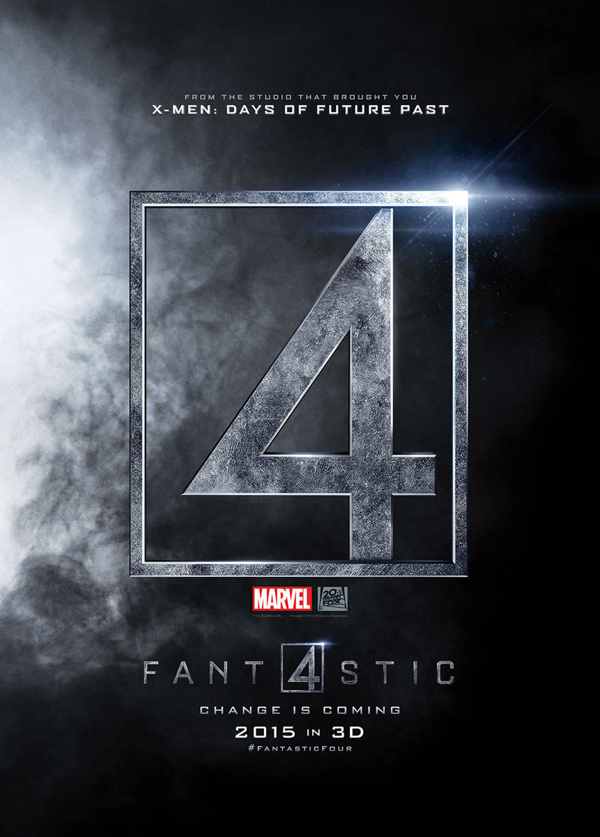 Fantastic Four Poster #1