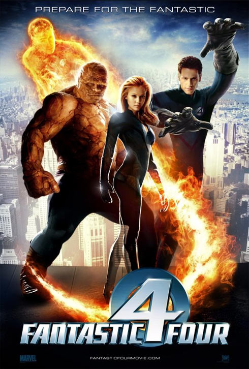 Fantastic Four Poster #1