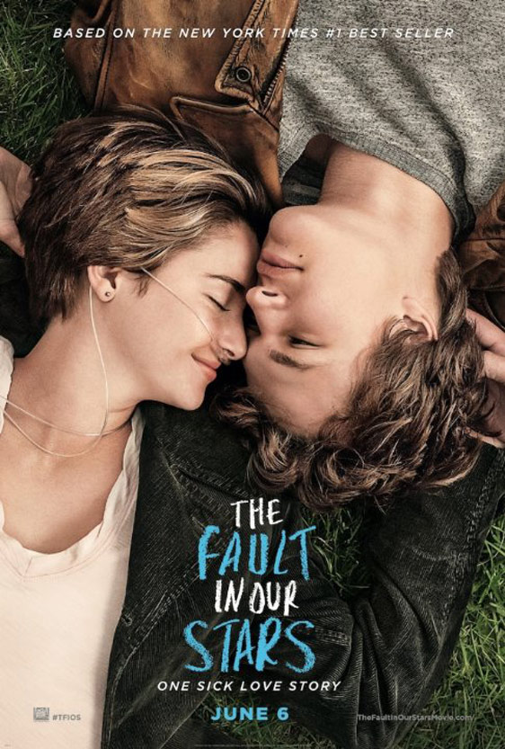 The Fault in Our Stars Poster #1