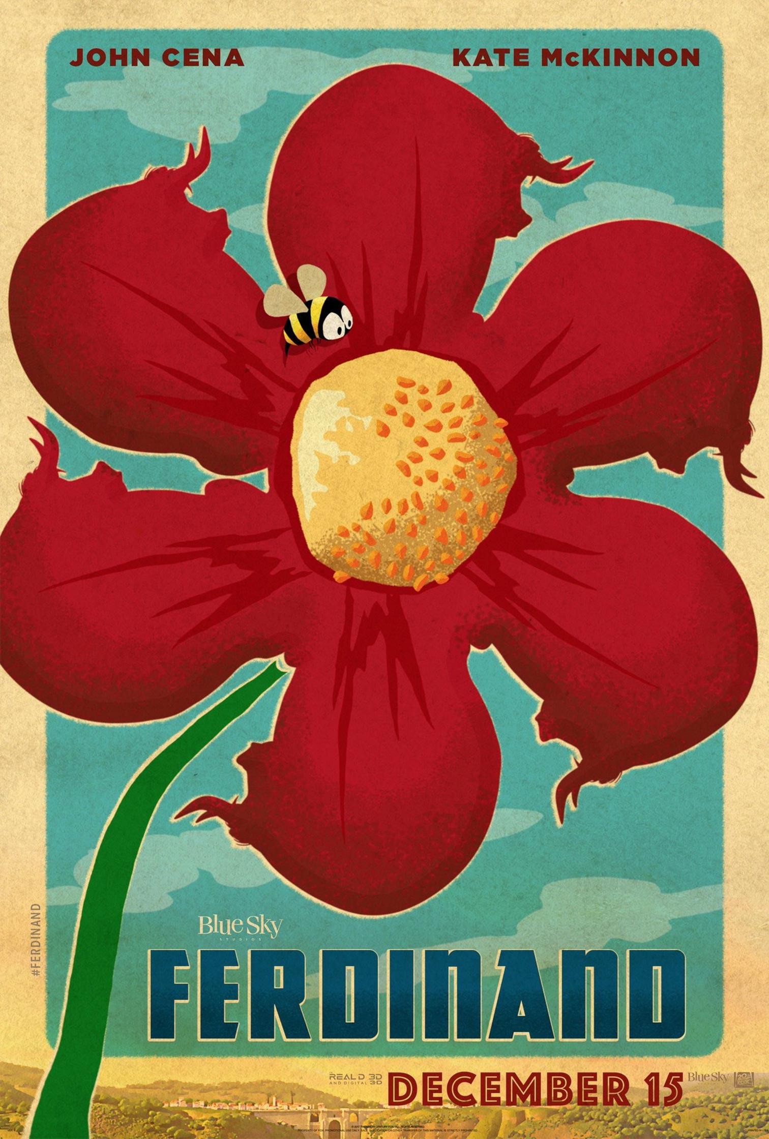 Ferdinand Poster #2