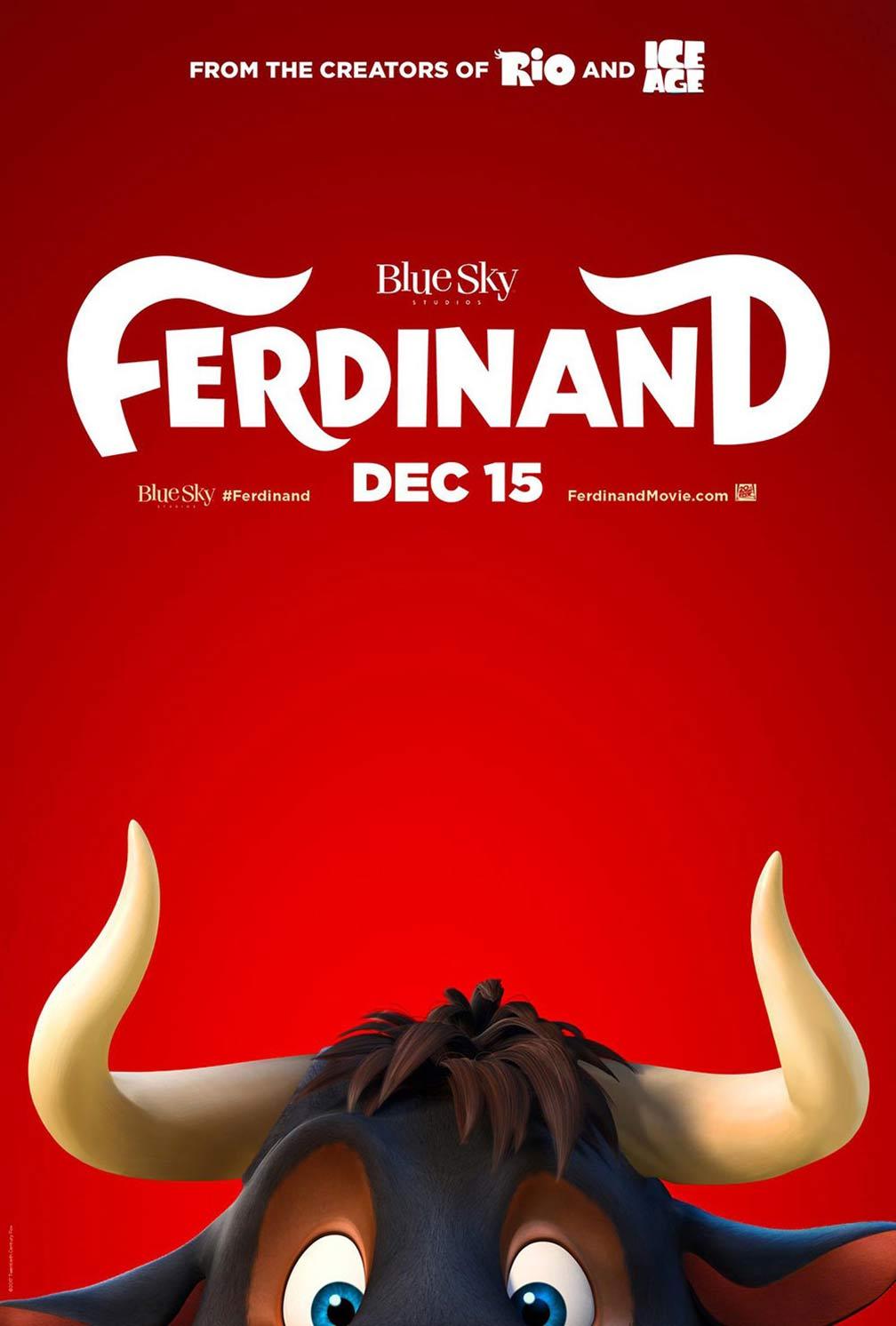 Ferdinand Poster #1