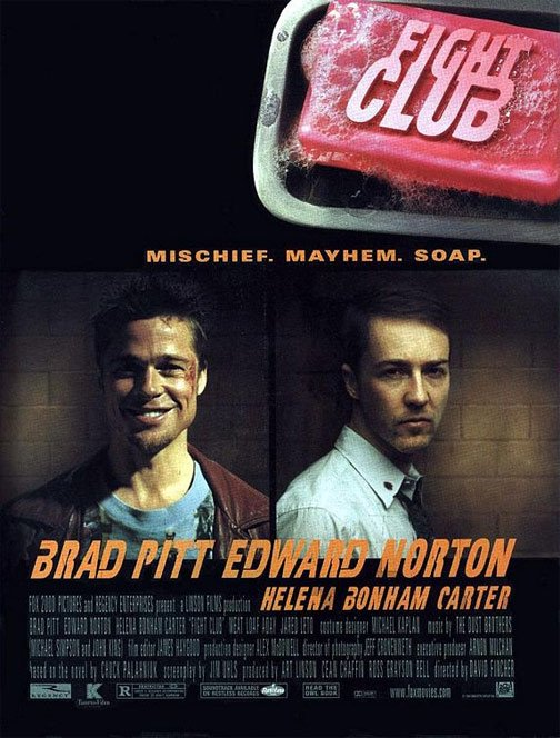 Fight Club Poster #1