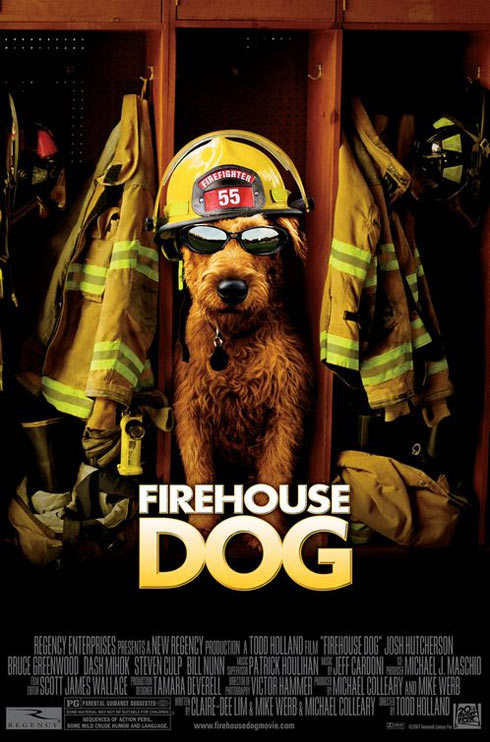 Firehouse Dog Poster #1