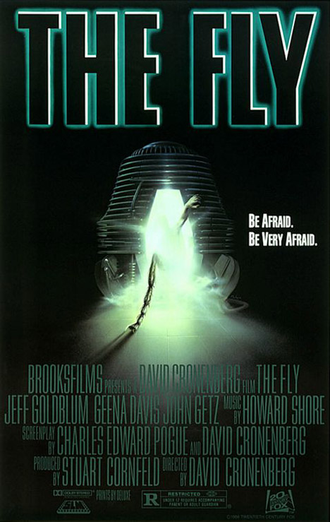 The Fly Poster #1