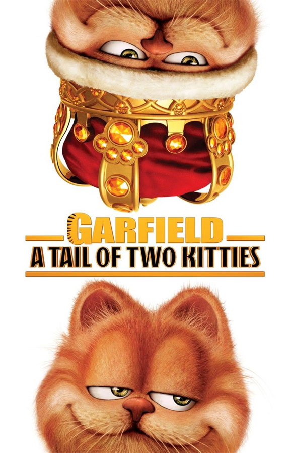 Garfield: A Tail of Two Kitties Poster #1