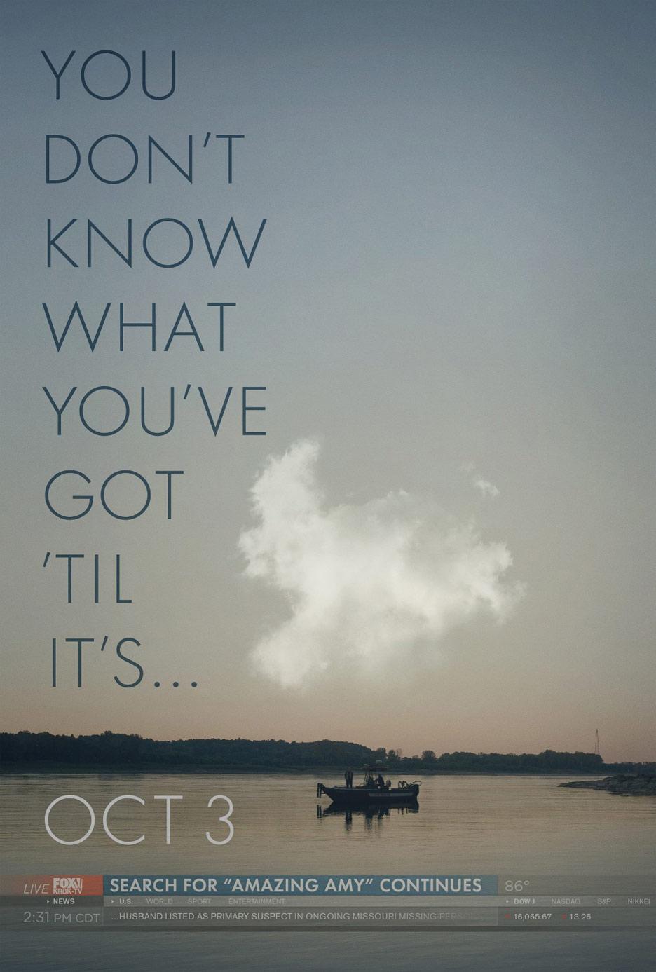 Gone Girl Poster #1