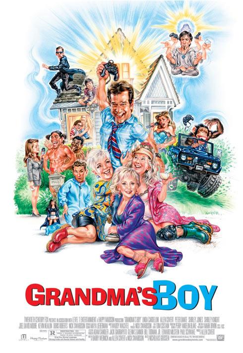 Grandma's Boy Poster #1