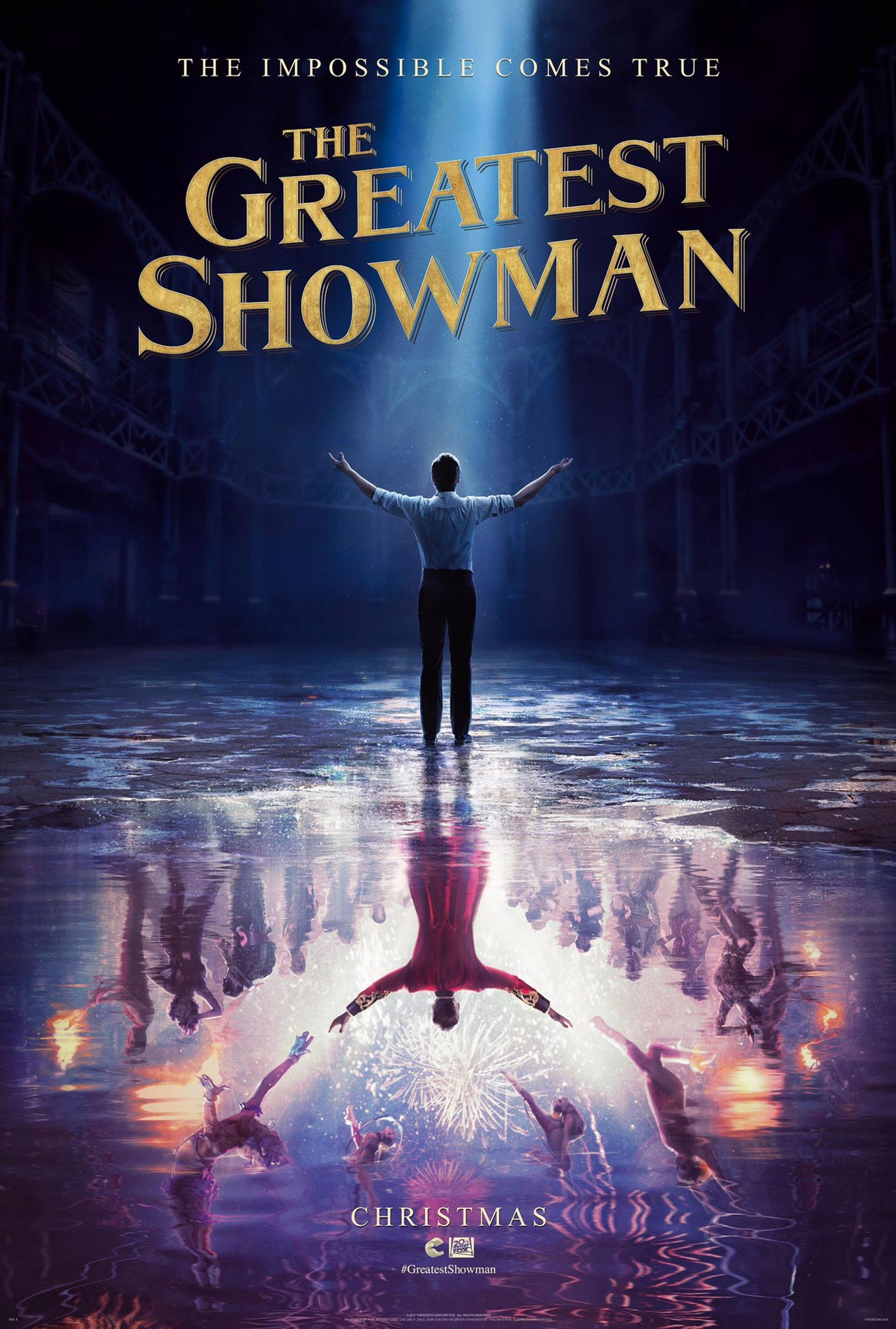 The Greatest Showman Poster #2