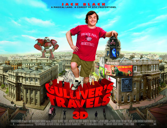 Gulliver's Travels Poster #7