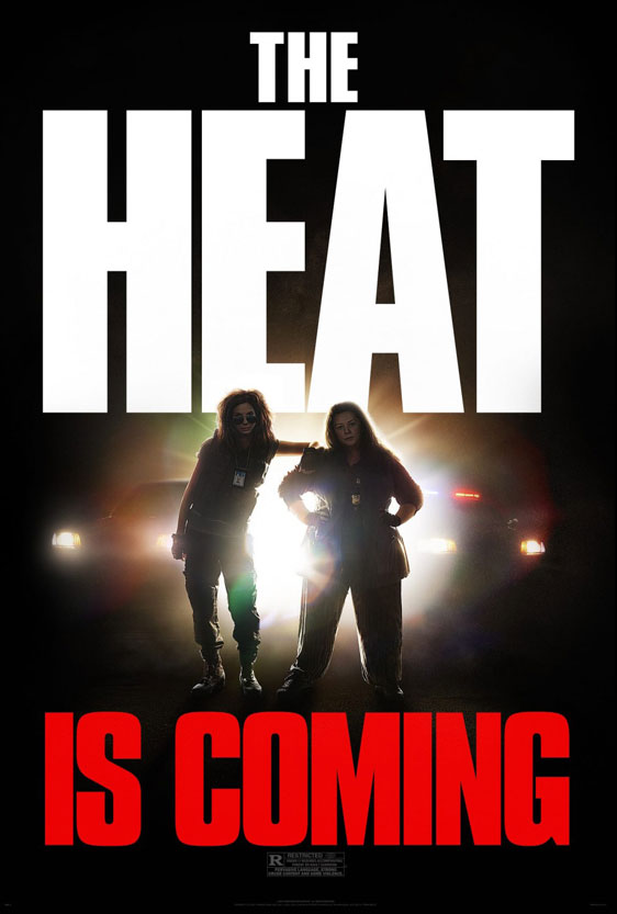 The Heat Poster #2