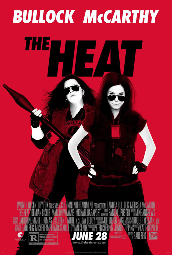 The Heat Poster #3