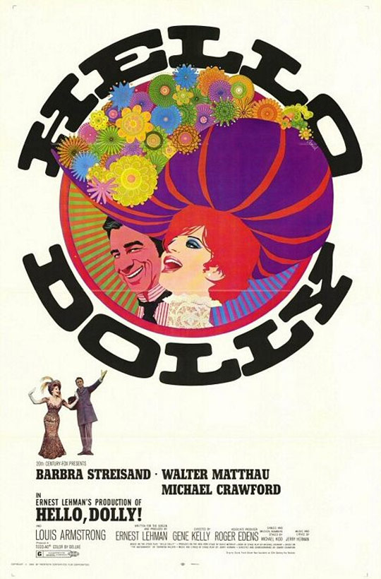 Hello, Dolly!  Poster #1