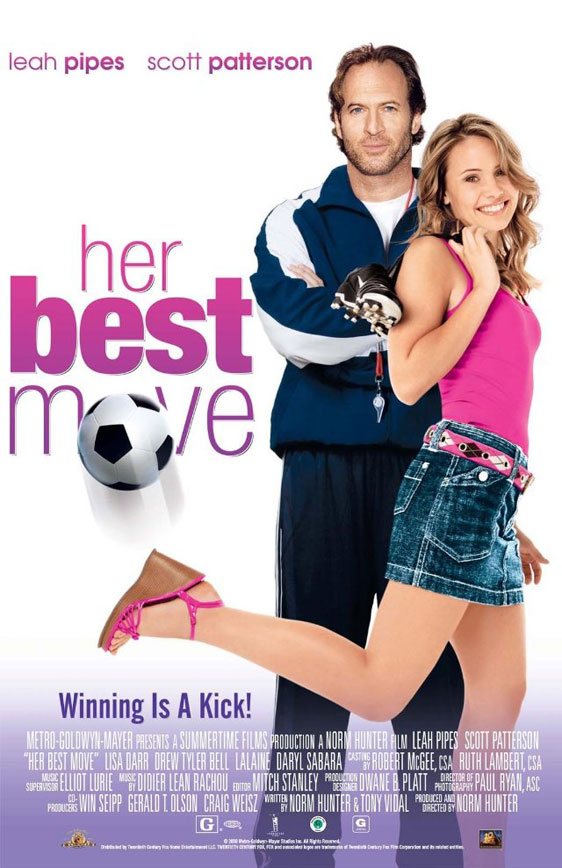 Her Best Move Poster #1