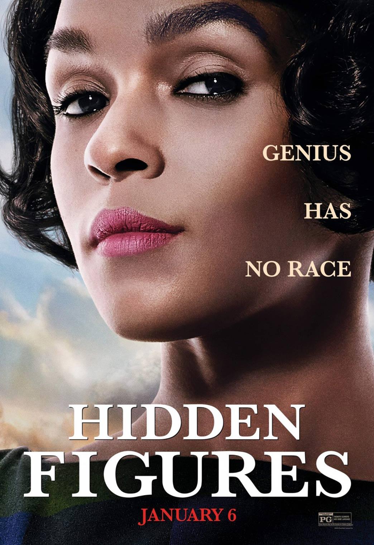 Hidden Figures Poster #3