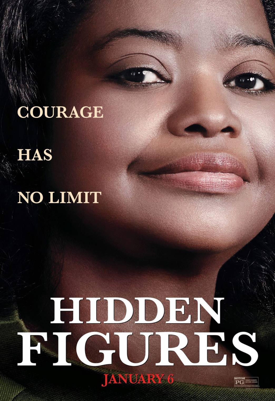 Hidden Figures Poster #4