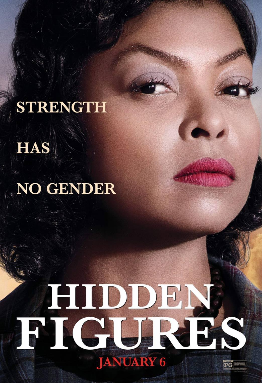 Hidden Figures Poster #5