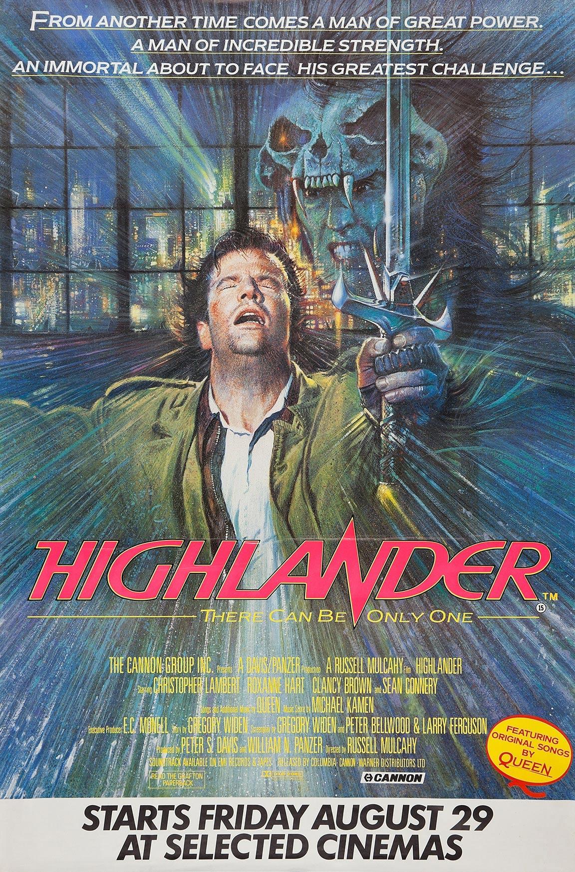 Highlander Poster #1