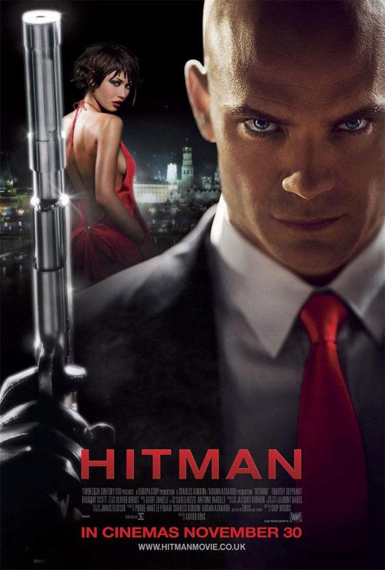 Hitman Poster #2