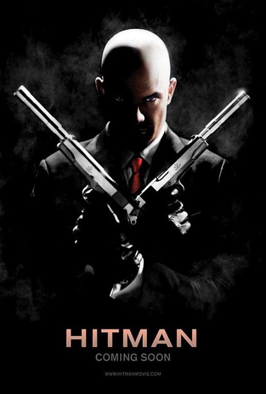 Hitman Poster #3