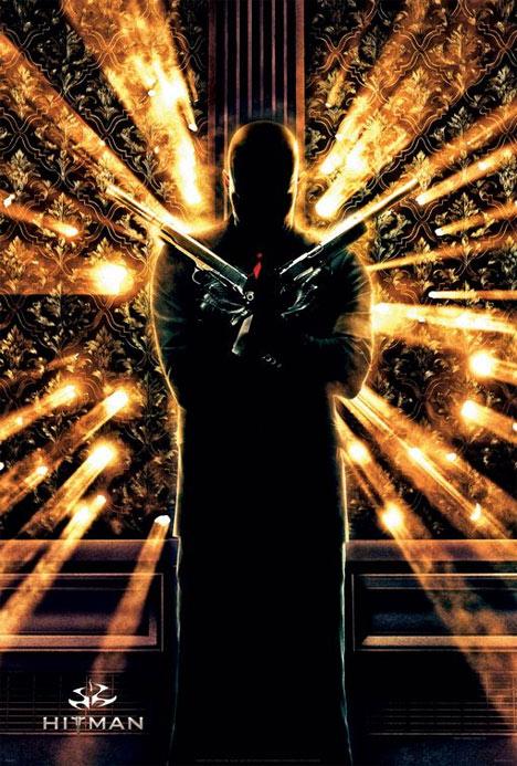 Hitman Poster #1