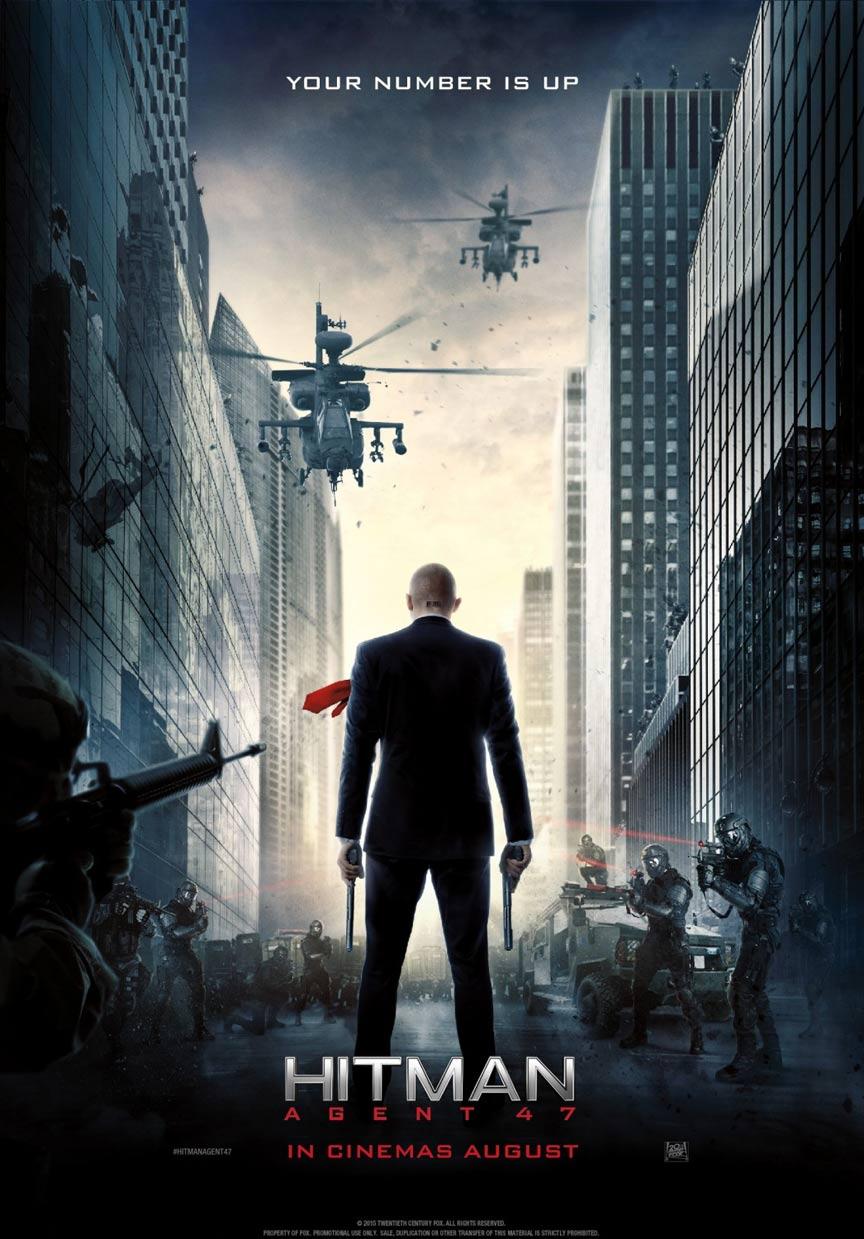Hitman: Agent 47 Poster #2