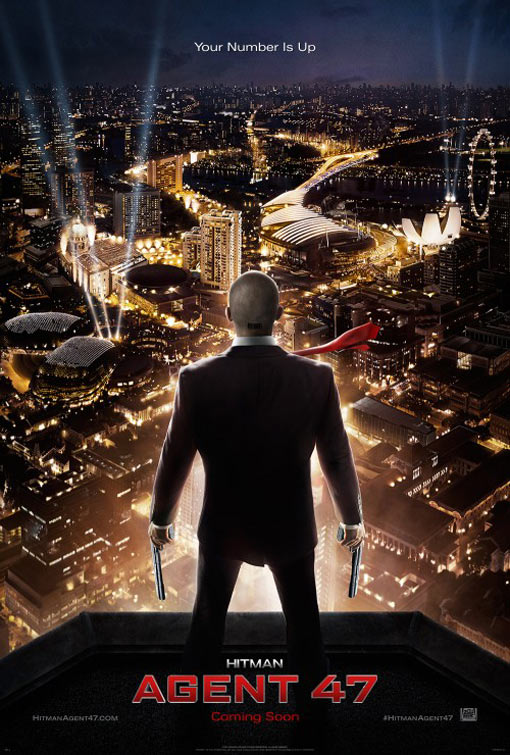 Hitman: Agent 47 Poster #1
