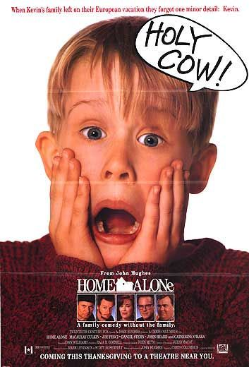 Home Alone Poster #1