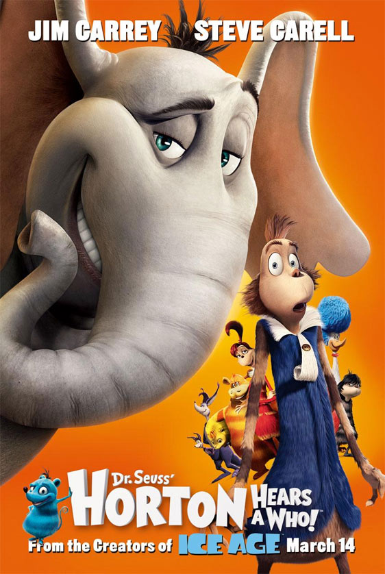 Horton Hears a Who! Poster #2