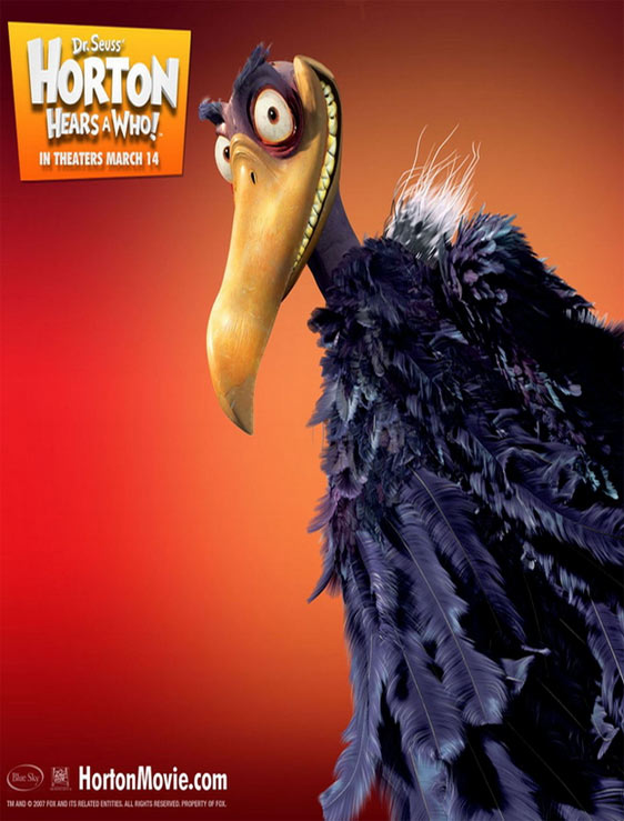 Horton Hears a Who! Poster #8