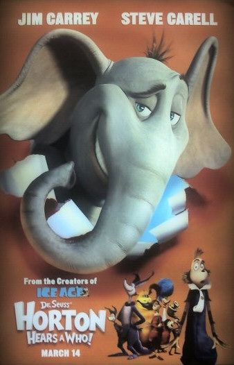 Horton Hears a Who! Poster #1