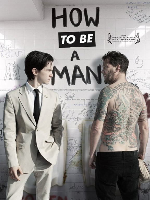 How to Be a Man Poster #1