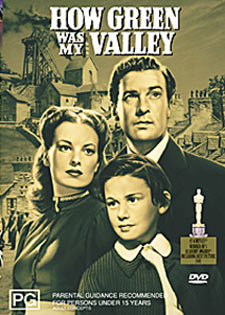 How Green Was My Valley Poster #3