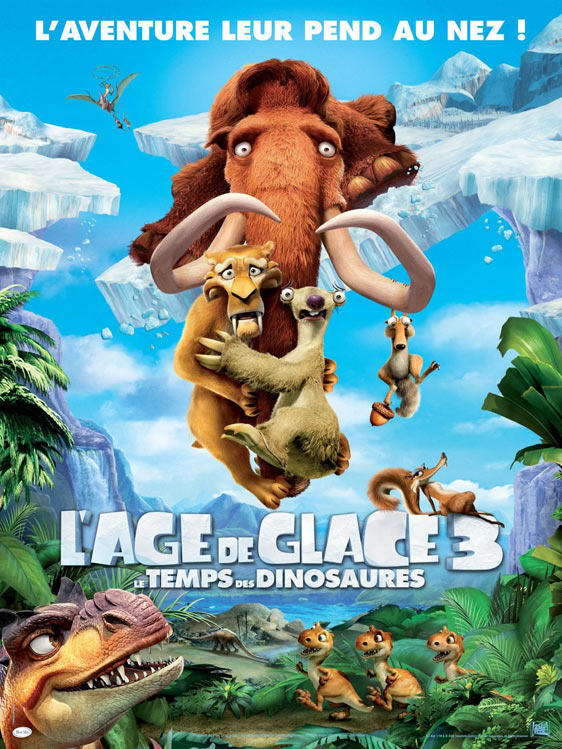 Ice Age: Dawn of the Dinosaurs Poster #4