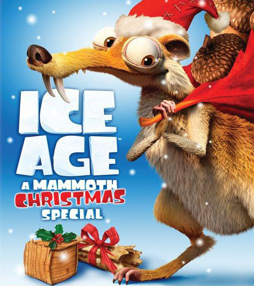Ice Age: A Mammoth Christmas Poster #1