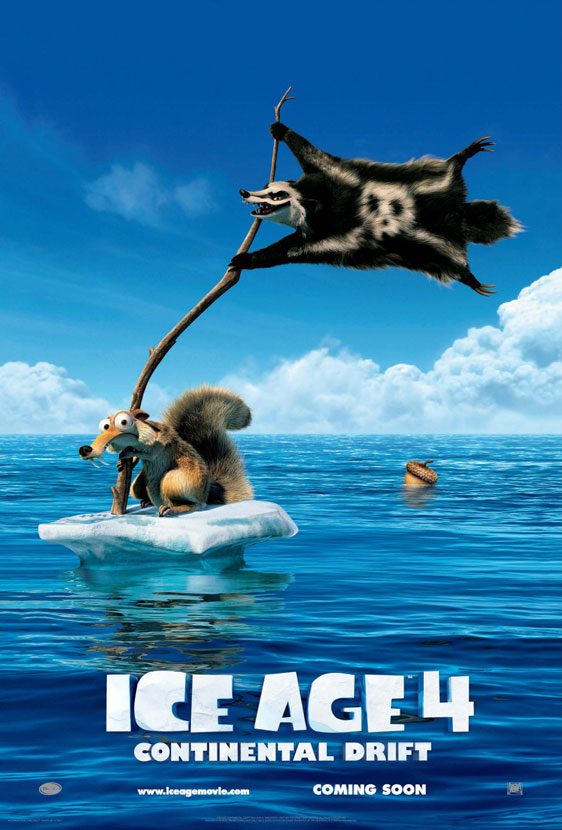 Ice Age: Continental Drift Poster #2