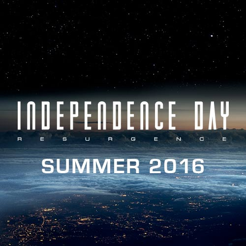 Independence Day: Resurgence Poster #2