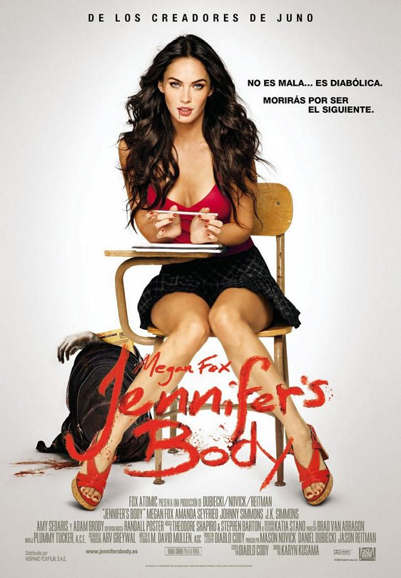 Jennifer's Body Poster #3