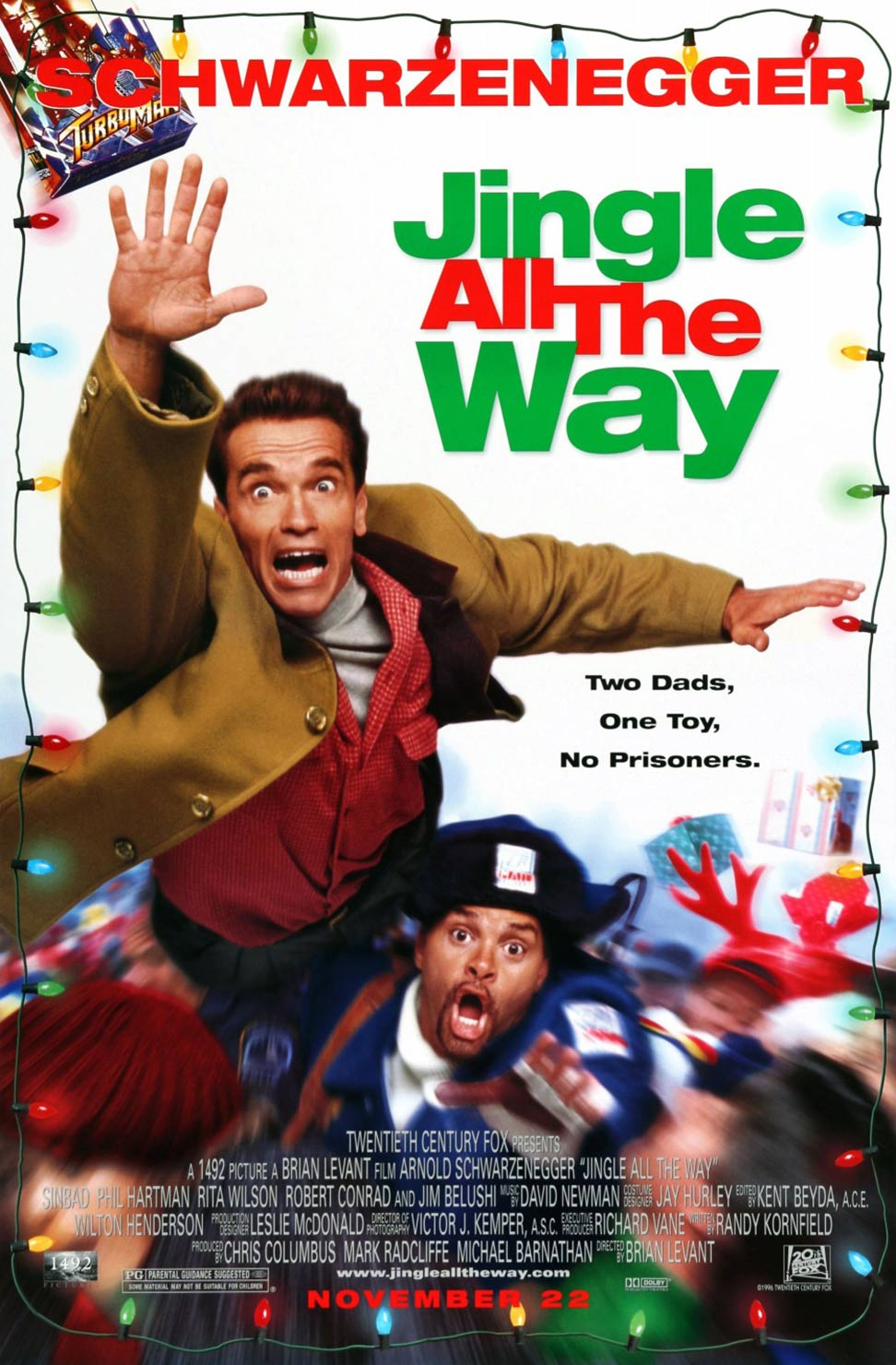 Jingle All the Way Poster #1