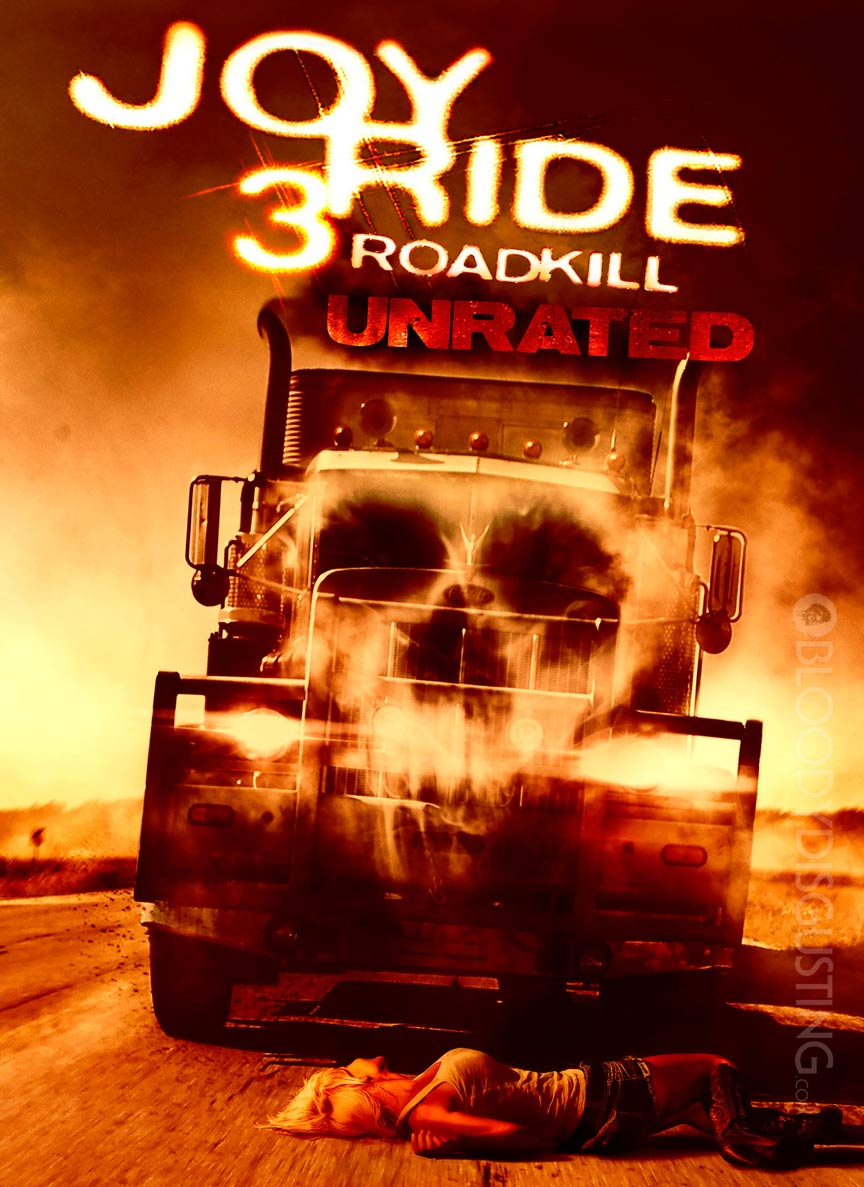 Joy Ride 3: Roadkill Poster #1