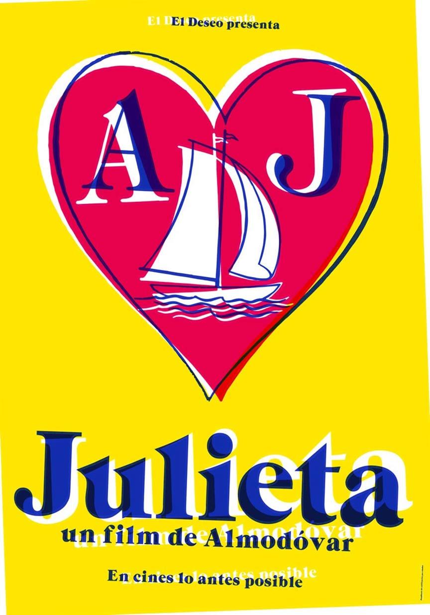 Julieta Poster #1